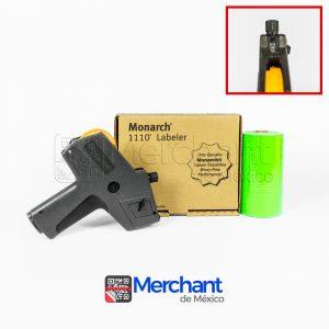 Pistola MONARCH (2)